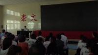 中国著名国学讲师祝文锋在天津瀛海学校八年级分享《百善孝为先》使全体家长老师和同学受益匪浅。