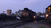 三道岭建设型蒸汽机车-3