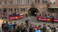 【红牛体育】[山地自行车]Emil Johansson纽伦堡区疯狂跳跃 红牛单车暴力街区2017