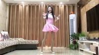 新生代广场舞 AOA 怦然心动(韩舞模仿)