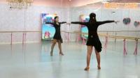 范范老师恰恰舞教学
