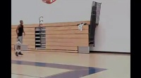 dre baldwin传授nba新人王tyreke evans过人大招体前变向接后转身 篮球教学运球