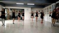 南京黑天鹅舞蹈少儿拉丁基训片