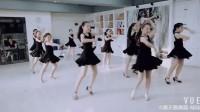 南京黑天鹅舞蹈少儿拉丁桑巴片