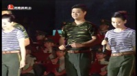 20170801河南油田庆祝建军九十周年文艺晚会(合唱 当兵的历史)