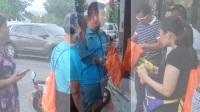 蚌埠自协登山骑行队2017环洪泽湖300公里㎞赛事
