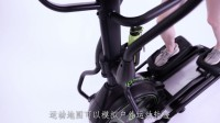 GerretFitness戈锐特健身器材X5豪华电磁控椭圆机室内运动锻炼健身设备