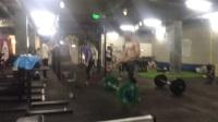 CrossFit Bear Move 9.11 GHD仰卧起坐 硬拉 前深蹲 波比 健身 体能 燃脂 减脂 心肺