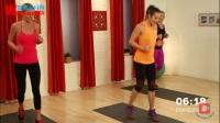 【去健身】10分钟 FITNESS 全身运动健身工作坊