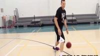 减肥舞篮球课 把自己都晃晕的胯下变向转身combo 篮球教学视频1 篮球教程
