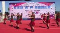 唐山市★丰润区 阳光舞蹈队 广场舞<<祝酒歌>>