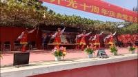 芳芳广场舞之宝力根寺开光十周年  祝酒歌