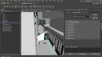 Maya阿诺德室外建筑场景渲染教程《Pluralsight》-上