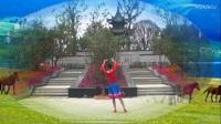 小苹果舞蹈视频广场舞性感少妇
