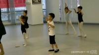 2017.9.15浩然在紫关舞蹈学校练习中国舞