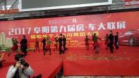 阜阳火车站广场韩老师交谊舞培训班参赛的台踩: 啊哥阿妹