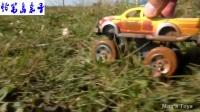 铅笔岛亲子:玩具怪物卡车越野行动视频儿童火影忍者 小猪佩奇 熊出没 贝瓦儿歌 奥特曼 蜡笔小新 熊出没