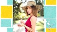 菲律宾美女博主身材苗条 大秀性感美背 170916