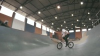 BMX - GT - Leandro Moreira - Park Session & Bike Check