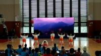 """安徽黄山""""绿地杯""""健身气功站点联赛(池州市代表队)"""