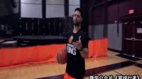 一天一次篮球课 如何简单有效的练习投篮 篮球教学视频1 篮球教学过人