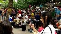 北京龙泉湖公园歌友合唱团6_093652