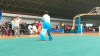 黑龙江省2017武术套路比赛牡丹江王照仁《尹氏八卦掌》获银牌
