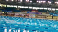 2017年深圳市游泳后备人才选拔赛200混,张安抗钟月瑜