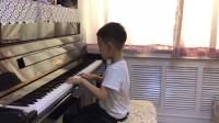 张晓国钢琴教学中心李玖泽演奏的小老鼠吃米