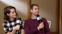 MTV News採訪Breathe男女主角:安德魯加爾菲德和克萊爾福依