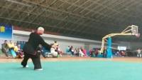 2017黑龙江省武术套路比赛牡丹江于海生《八卦掌龙蛇合眼》