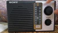 索尼收音机F10调频接收!火花塞出品!