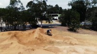 A day at the BMX track