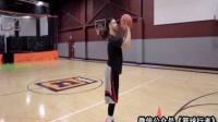 篮球课 如何用肢体和眼神假动作增加三分球杀伤力 篮球教学视频1 篮球运球基本功