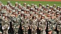 江苏城市职业学院商学院2017级学生军训