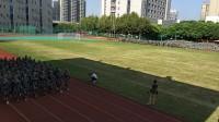 江苏城市职业学院商学院2017级学生军训4