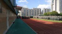 江苏城市职业学院商学院2017级学生军训5
