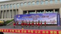 济源市济水舞蹈队在文化城表演
