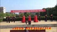 河南油田双北区管委会 舞蹈 中三 紫色丫丫