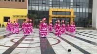 宋安娜原创新疆风女子广场舞中国中国我爱你