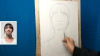 零基础怎么学素描素描入门基础知识讲解,美术素描入门视频,油画教程pdf素描培训班多少钱