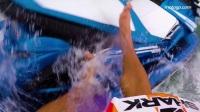 MotoGP摩托GP车手玩摩托艇冲浪