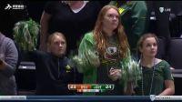 PAC-12女排 俄勒冈大学啦啦队吹奏打击乐为球队加油!