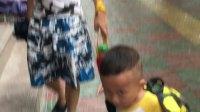 幼儿园第二个星期放学回家看见我就高兴的