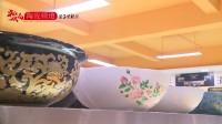 瓷代卫浴总经理赵团,接受私伙局陶瓷频道《在现场》栏目采访