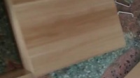 恒鑫家居小户型伸缩折叠餐桌简易饭桌椅组合长方形移动厨房储物柜