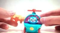 【happy face】【children】面包超人 面包车玩具 大型面包高乐玩