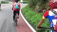 邢台自行车赛道骑行