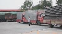 天津卓翔赛鸽公棚100公里收费站放飞现场视频直播