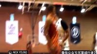 詹姆斯-哈登,布兰登詹宁斯在肯达尔·詹娜面前显示出了leag在 篮球技巧